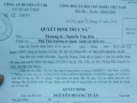 Vụ cướp ổ bánh mì bị truy tố: Kẻ cướp mang lệnh truy nã