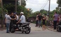 Truy sát kinh hoàng, một giám đốc bị bắn chết khi đi lễ chùa